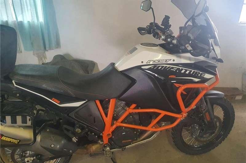 Used 2013 KTM 1190