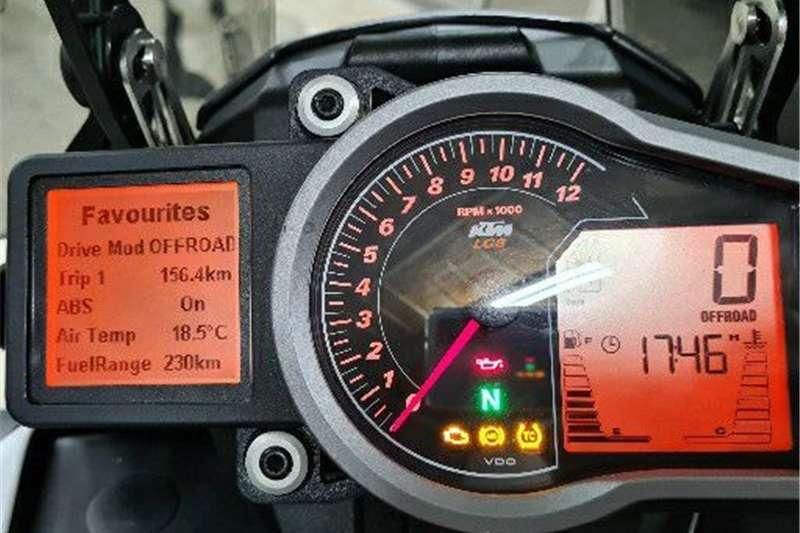 KTM 1190 2017