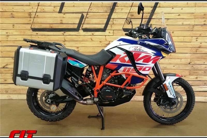 2013 KTM 1190