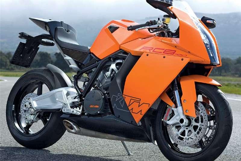 Used 2008 KTM 1190