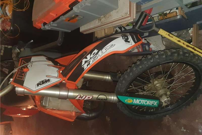 2005 KTM 125