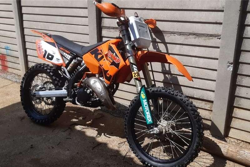 Used 2005 KTM 125