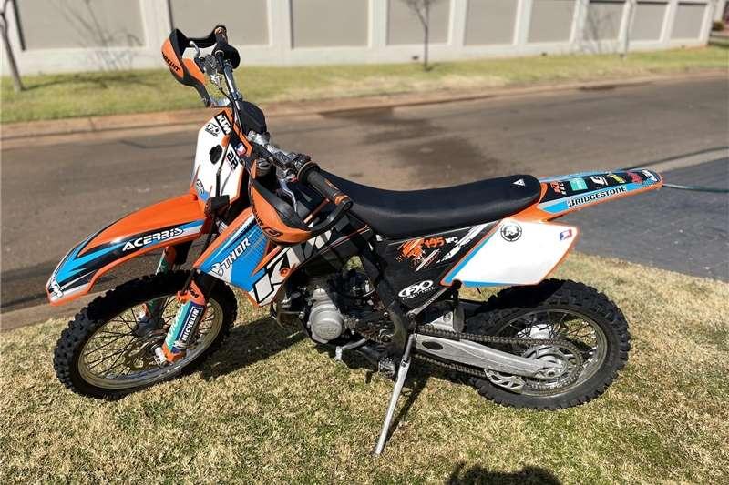 Used 2009 KTM 125
