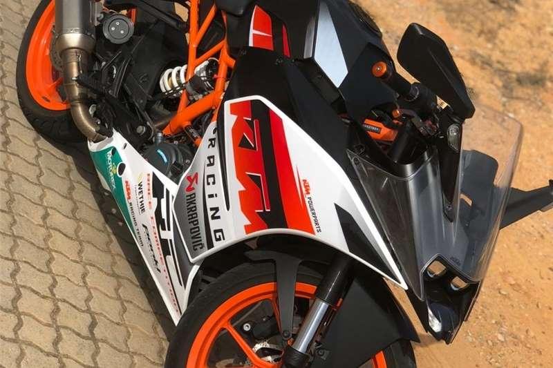 KTM 125 2016