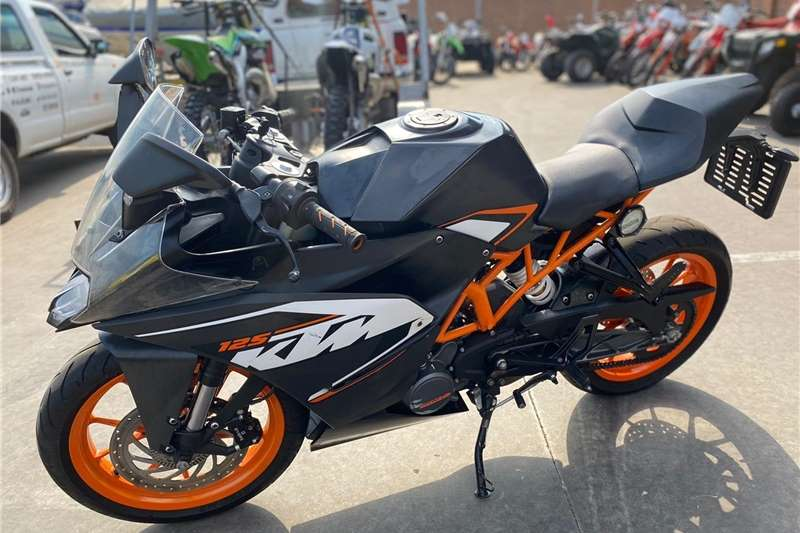 Used 2016 KTM 125