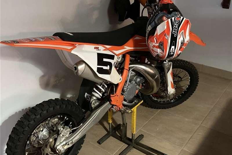 Used 2018 KTM 125