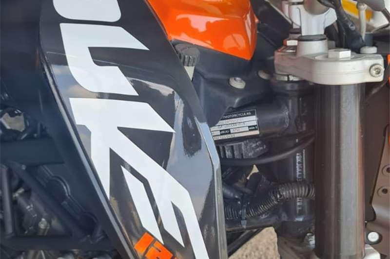 Used 2012 KTM 125 Duke