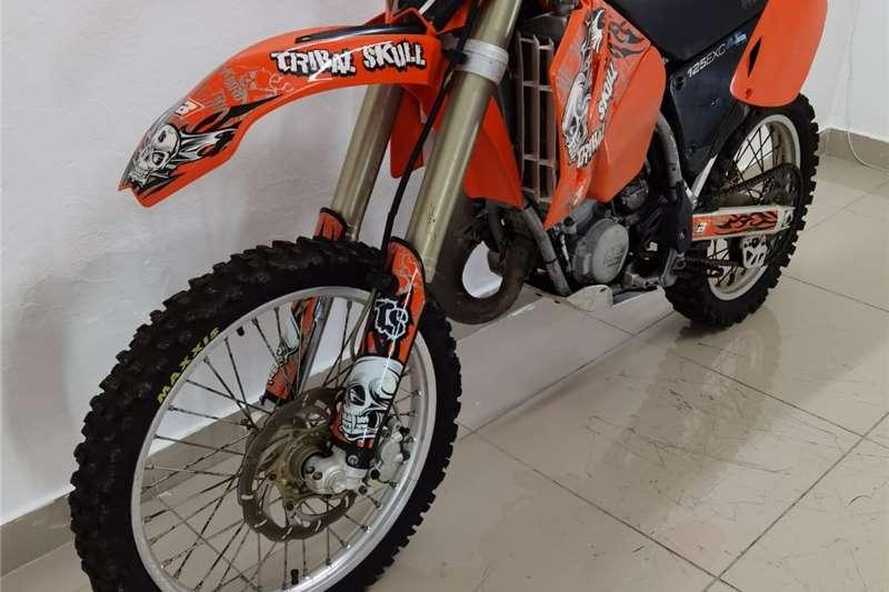 KTM 125 EXC 2003