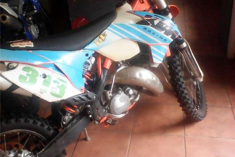 KTM 125 EXC 2016