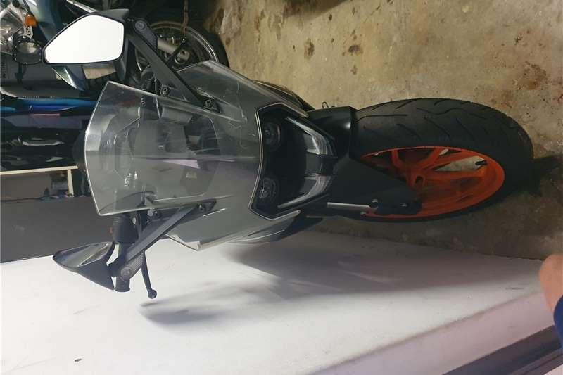 Used 0 KTM 125