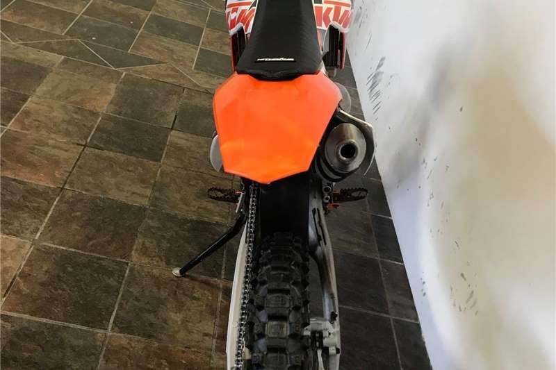2015 KTM 125