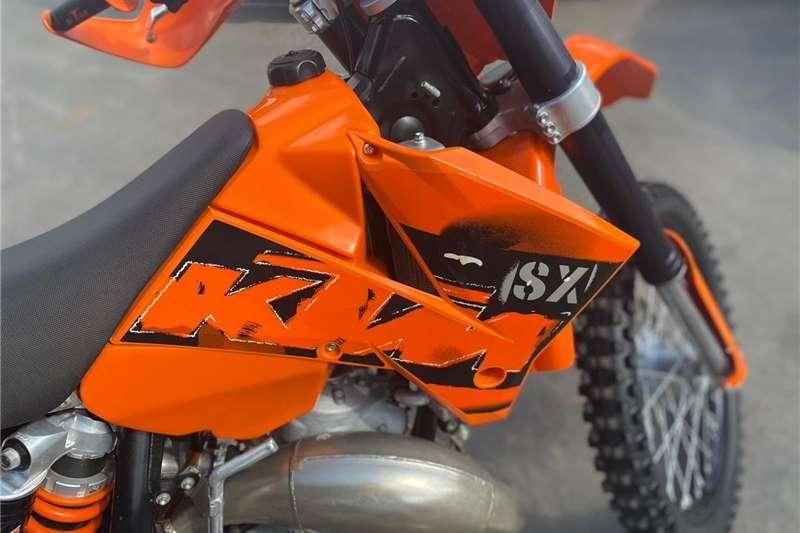 Used 2006 KTM 125