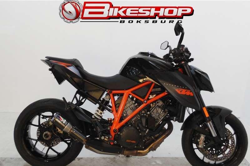 Used 2015 KTM 1290 Super Duke R