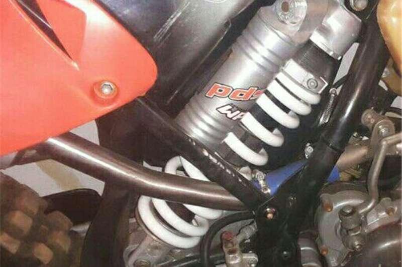 Used 2002 KTM 200 EXC