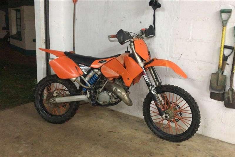 Used 2003 KTM 200 EXC