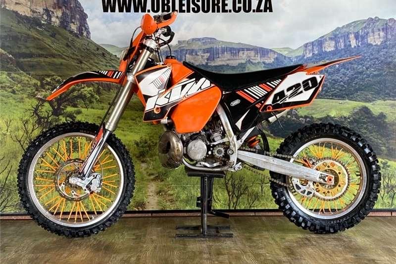 KTM 200 EXC 2005