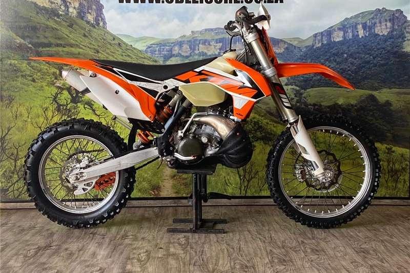 KTM 200 EXC 2014