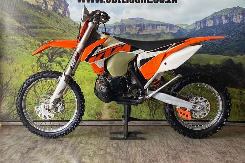 2014 KTM 200 EXC