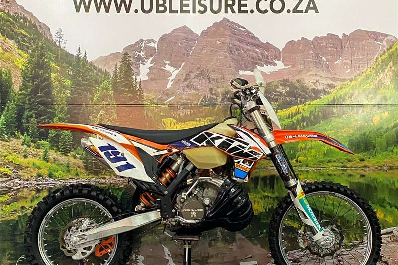 Used 2014 KTM 200 EXC