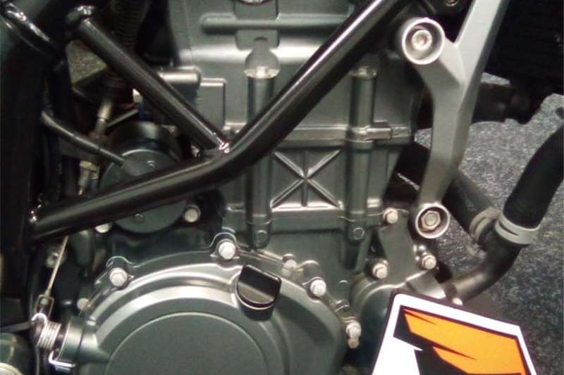2015 KTM 200 EXC