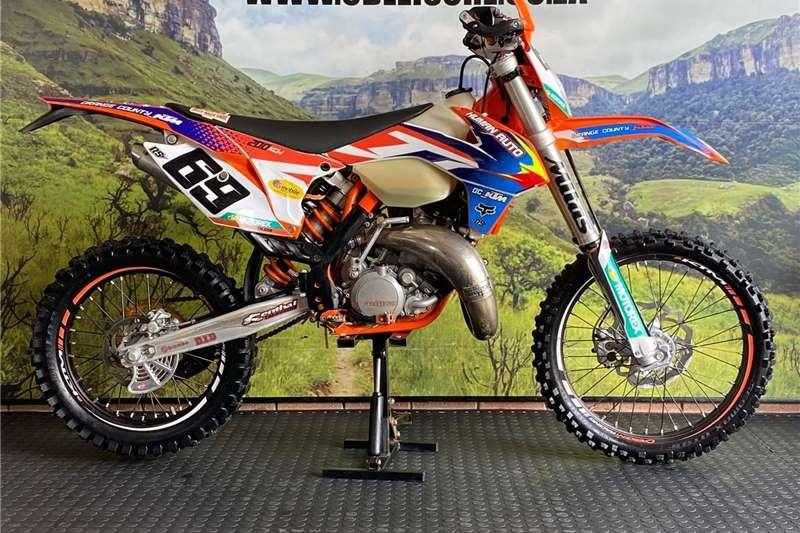 Used 2015 KTM 200 EXC