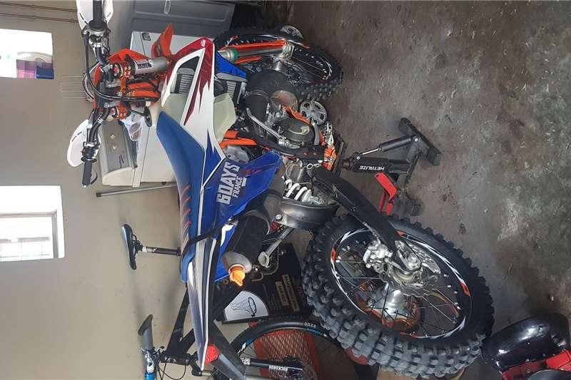 2018 KTM 200 EXC
