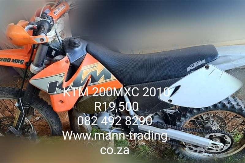Used 0 KTM 200 EXC