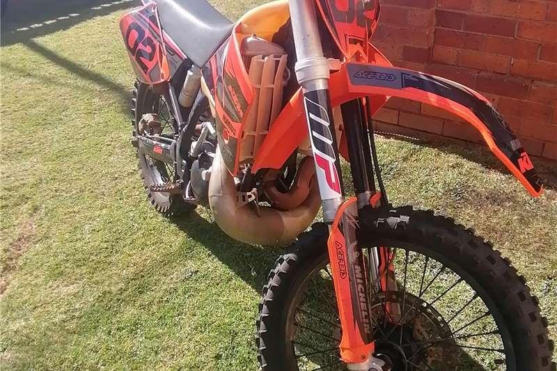 Used 2006 KTM 200 XC