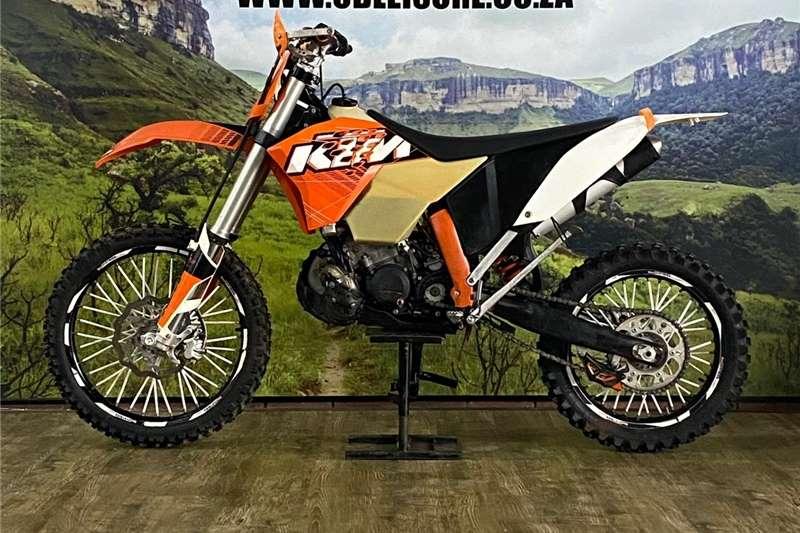 KTM 200 XC 2011