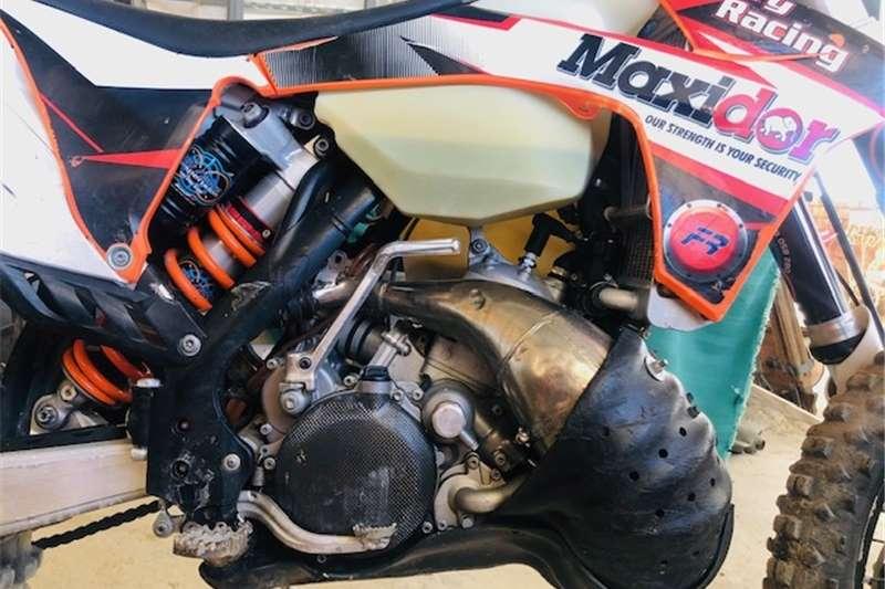 Used 2013 KTM 200 XC