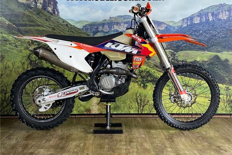 KTM 200 XC 2016