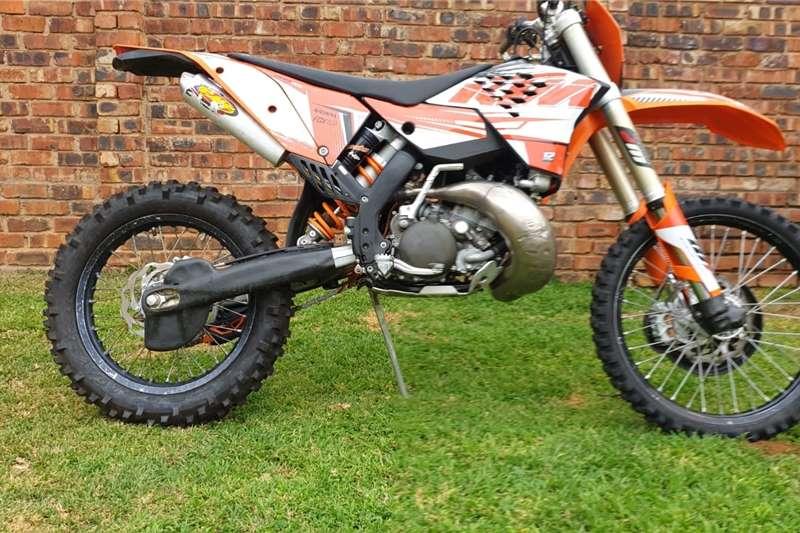 Used 0 KTM 200 XC