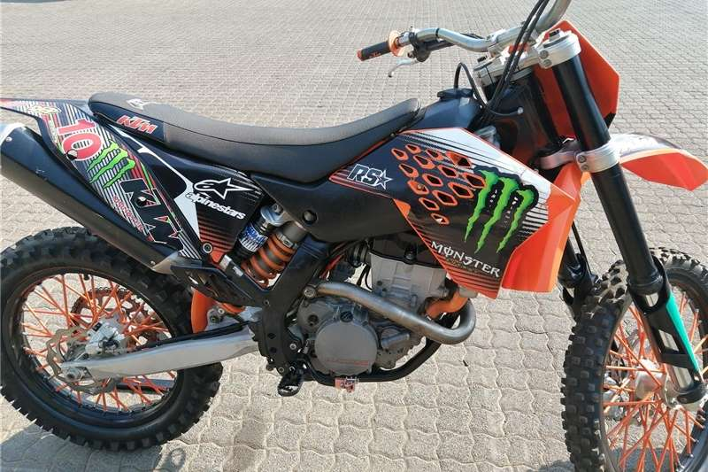 Used 2009 KTM 250 EXC-F