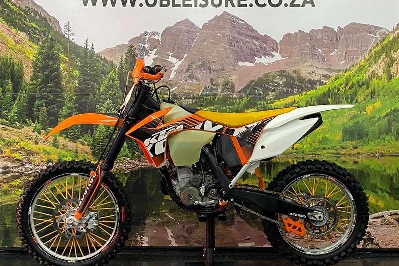 Used 2012 KTM 250 EXC-F