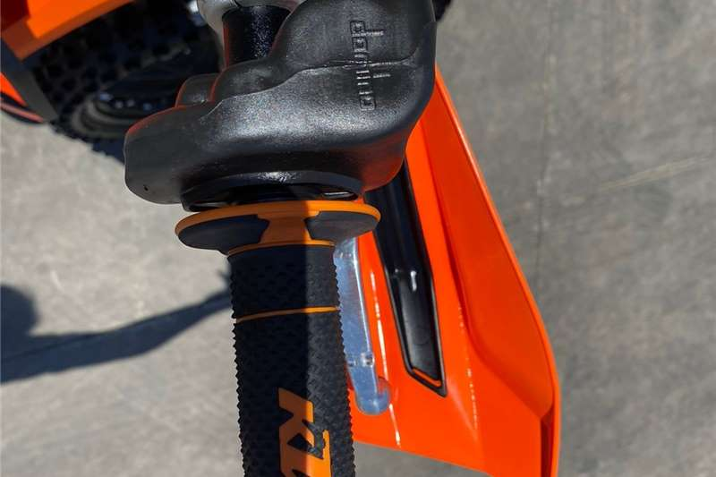 Used 2016 KTM 250 EXC-F