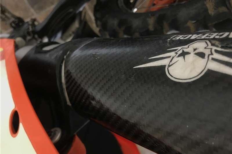 KTM 250 EXC-F 2018