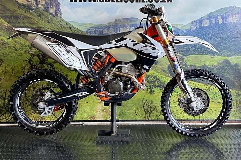 Used 2015 KTM 250 EXC-F