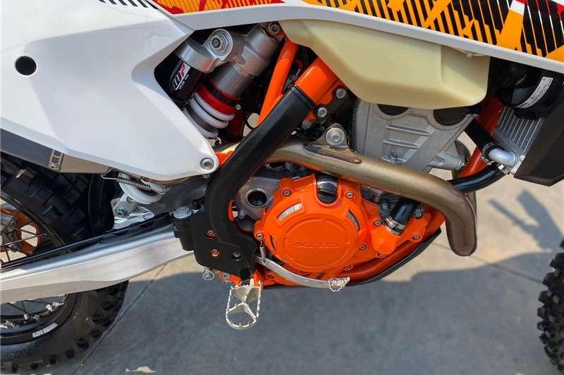 Used 2017 KTM 250 EXC-F