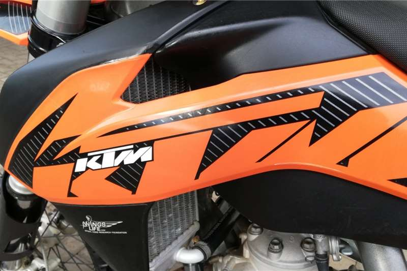 KTM 250 SX 2013