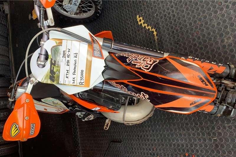 KTM 250 XFN 2009