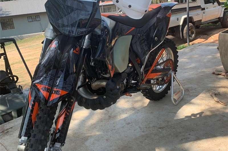 KTM 250 XFN 2013