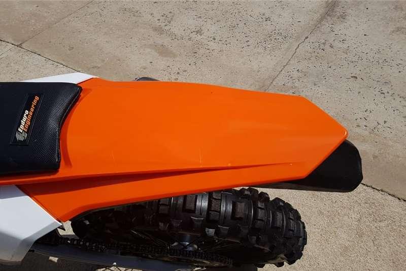 Used 2017 KTM 250 XFN