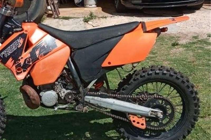 KTM 300 XCW 2006