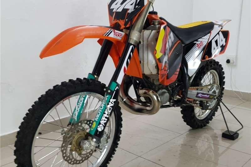 Used 2007 KTM 300 XCW