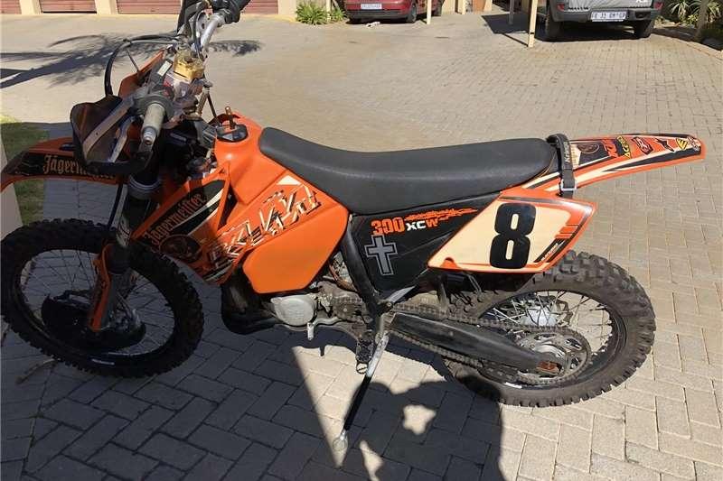 2008 KTM 300 XCW