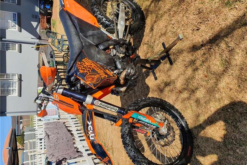 KTM 300 XCW 2009