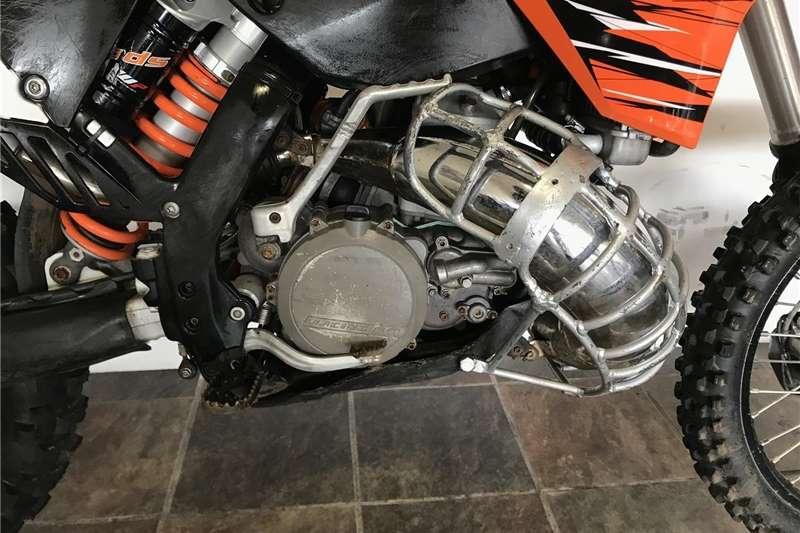 KTM 300 XCW 2010