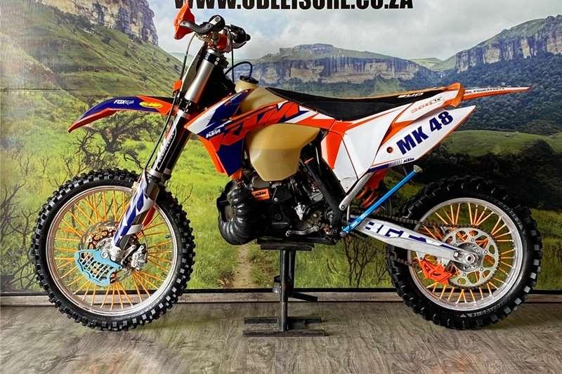KTM 300 XCW 2011