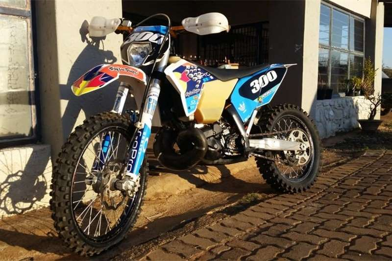 Used 2011 KTM 300 XCW