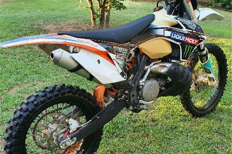 KTM 300 XCW 2012